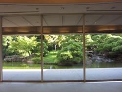 日本庭園0