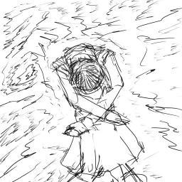 ザラキ想像図01