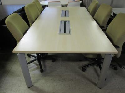 大テーブル (1)