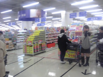 MM売り場