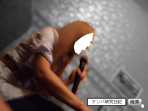 (ナンパ画像) カラオケに連れ出したギャル