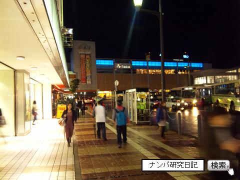 (ナンパ画像) 秋田駅前