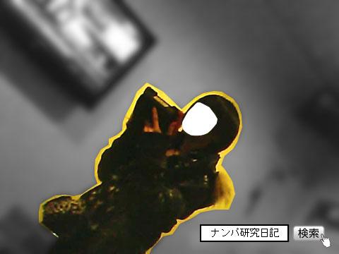 (ナンパ画像) 女子高生とカラオケ