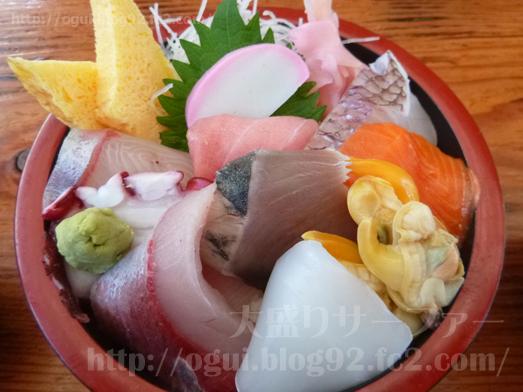 館山相浜亭の海鮮丼やはらいっぺい定食001