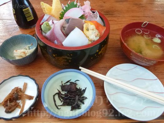 館山相浜亭の海鮮丼やはらいっぺい定食017