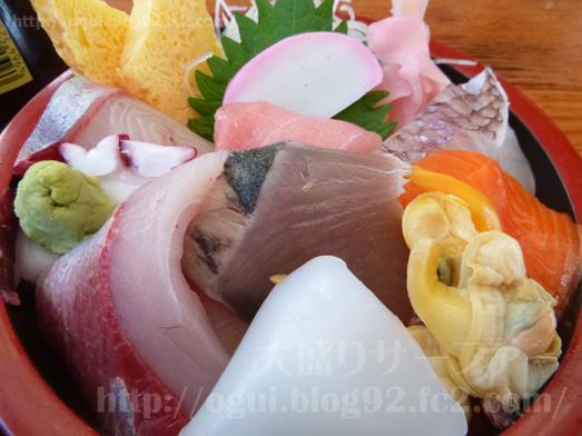 館山相浜亭の海鮮丼やはらいっぺい定食018