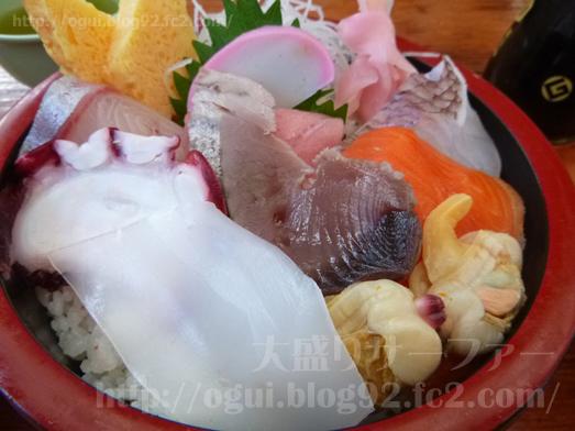 館山相浜亭の海鮮丼やはらいっぺい定食021
