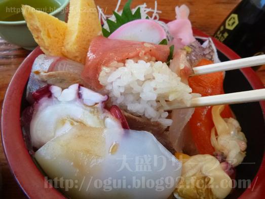 館山相浜亭の海鮮丼やはらいっぺい定食022