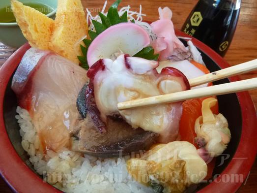 館山相浜亭の海鮮丼やはらいっぺい定食023