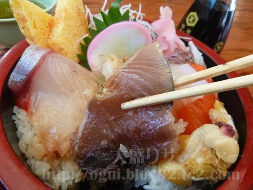 館山相浜亭の海鮮丼やはらいっぺい定食024