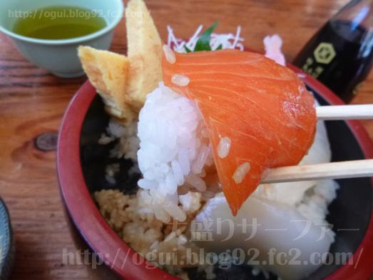 館山相浜亭の海鮮丼やはらいっぺい定食027