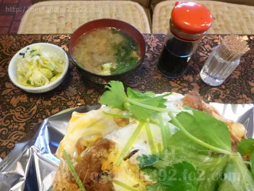 千葉県船橋のデカ盛り店クレインのカツ丼035