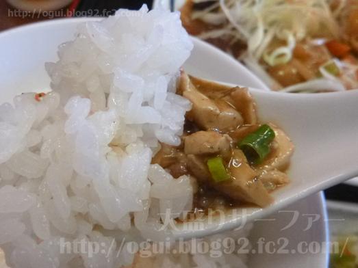 山武市松尾の中華食堂天竺ランチ天竺定食大盛り023