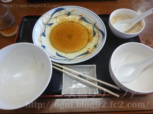 山武市松尾の中華食堂天竺ランチ天竺定食大盛り029