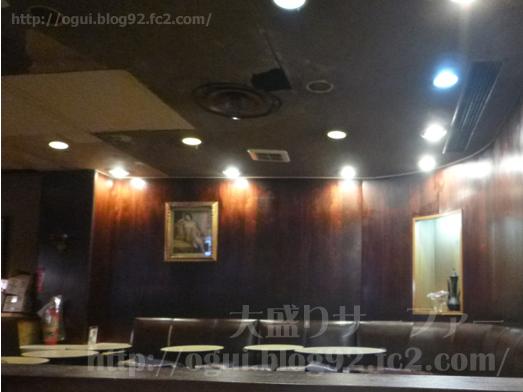 船橋喫茶店セピアでナポリタン大盛り008