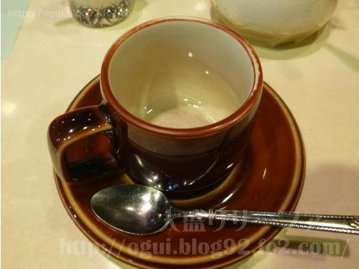 船橋喫茶店セピアでナポリタン大盛り024