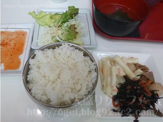 スラッカン千葉のビビンバランチ食べ放題047
