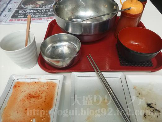 スラッカン千葉のビビンバランチ食べ放題051