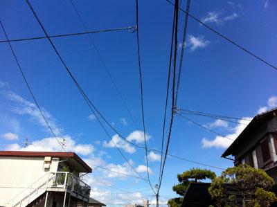 ワイヤレスの電力