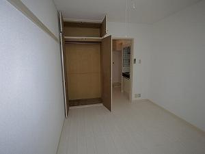 ハイツ棕櫚106洋室収納