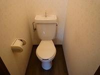 ハウスコーシン203トイレ