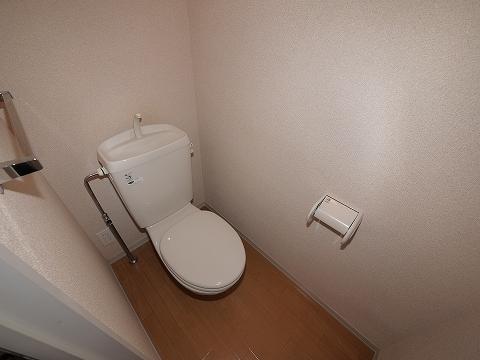 三恵ハイム201トイレ
