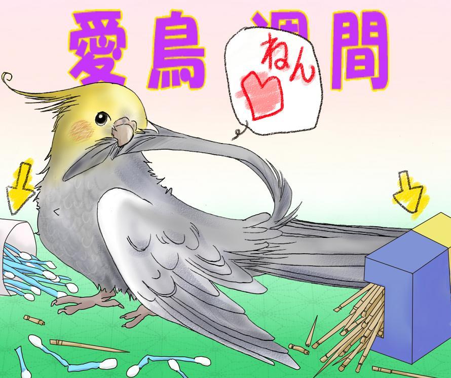 愛鳥週間 2012