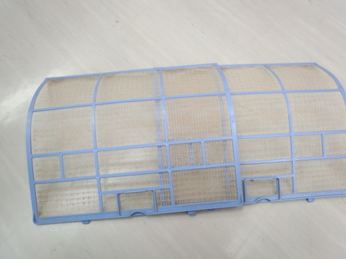 三菱エアコン 完全分解洗浄