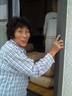 母のお友達^^