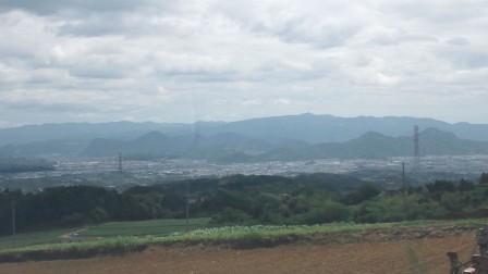 笹原新田からの三島市