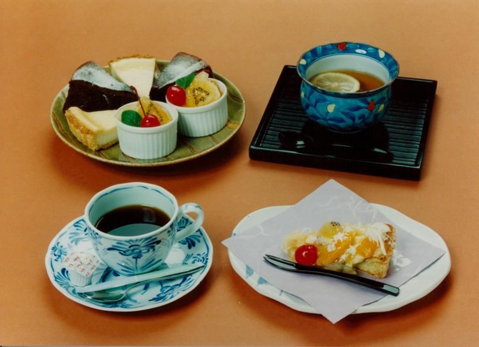油屋_喫茶
