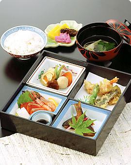 米屋昼食1