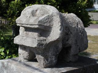 沖縄,石獅子,シーサー