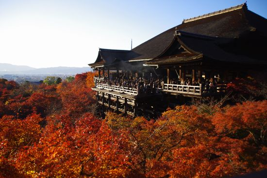 清水寺舞台