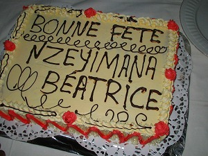 Blogケーキ