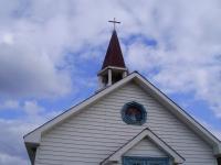 角島教会?3