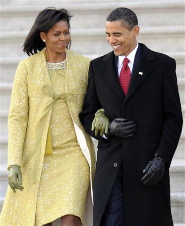 オバマ大統領&ミシェル夫人