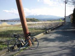 富士山イマイチ