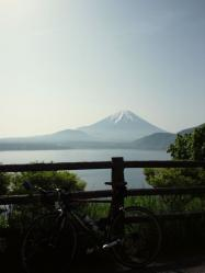 行くぜ!富士山!