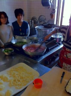 ミニ料理講習会2