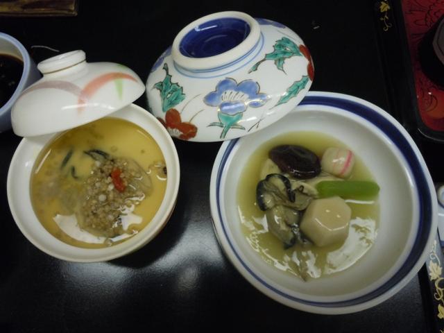 銀波荘 夕食3