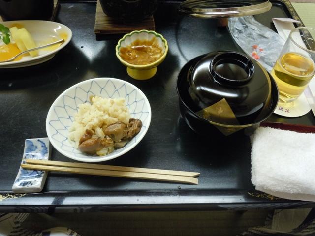 銀波荘 夕食5