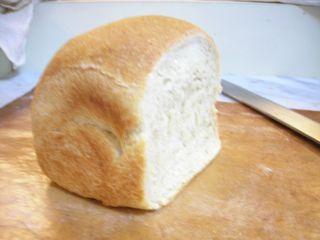 イチゴ前種食パン