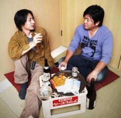 ヒロユキ氏とホリエモン氏