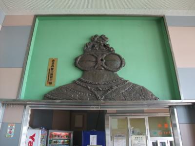 この木造駅は東北の駅百選に選定されているのだ