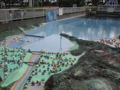 津波実験水槽