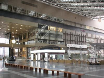 大阪駅(時空の広場②)