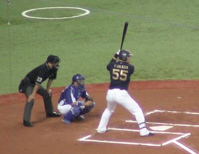 オリックス#55T-岡田選手