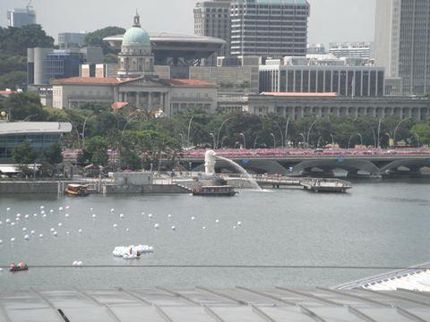 シンガポール①