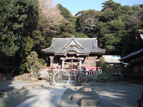 白浜神社①